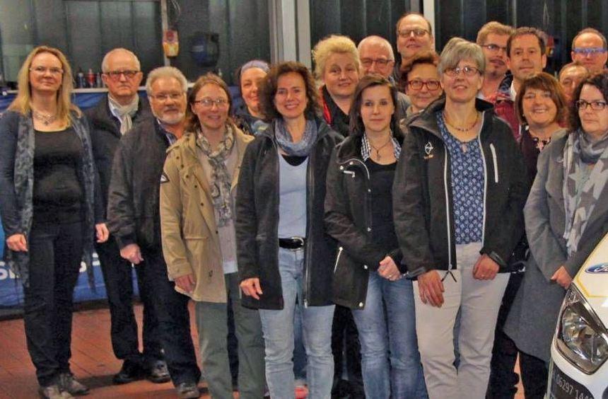 Wohnideen Christine Kern gemeinschaftsmobil offiziell in betrieb genommen fränkische