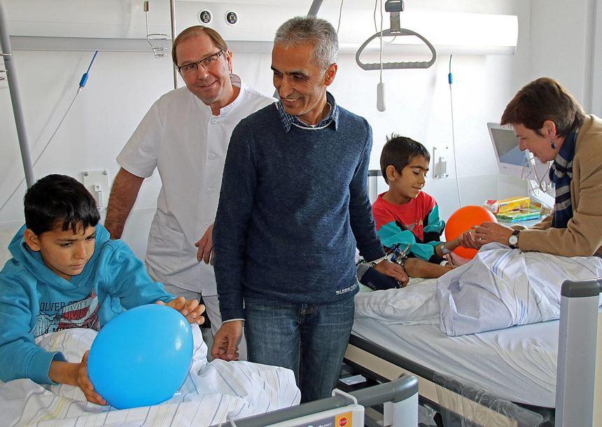 Humanitäre Hilfe mit ganz viel Herzblut - Fränkische Nachrichten - Fnweb