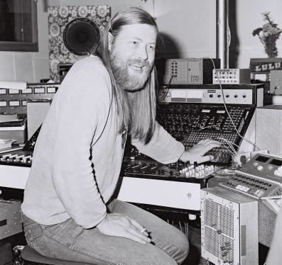 Conny Plank gilt als innovativer Klanggestalter.