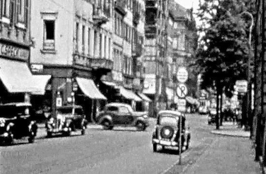 Ansichten der unzerstörten Stadt - Mannheimer Morgen - Fnweb