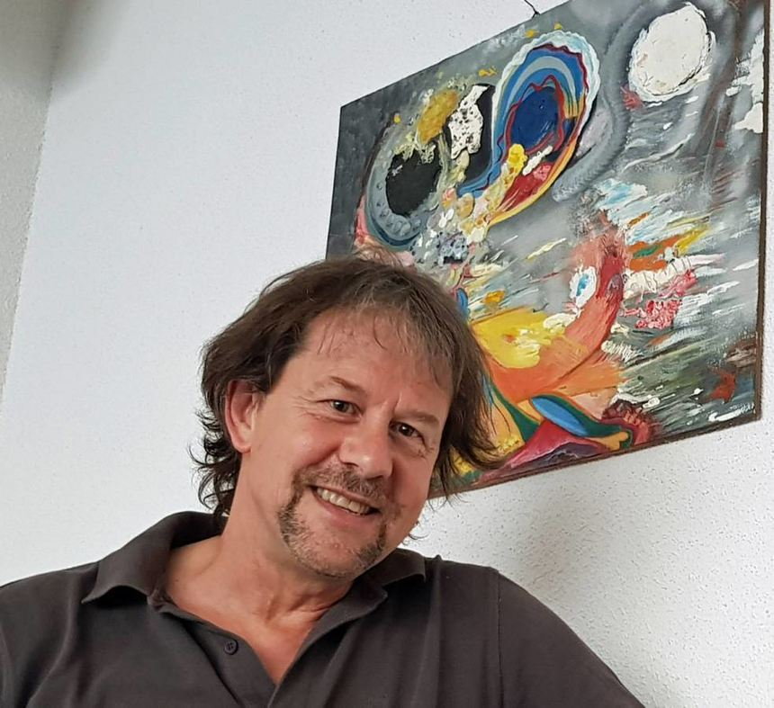 """Seelenbilder"""" fallen aus dem Rahmen - Fränkische Nachrichten - Fnweb"""