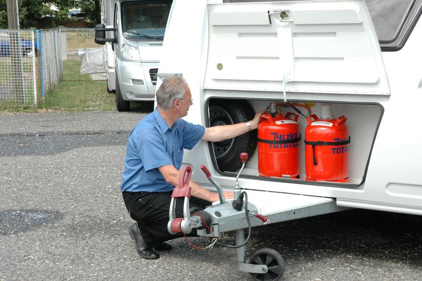 Gasanlage Im Camper Rechtzeitig Tauschen Auto Fnweb