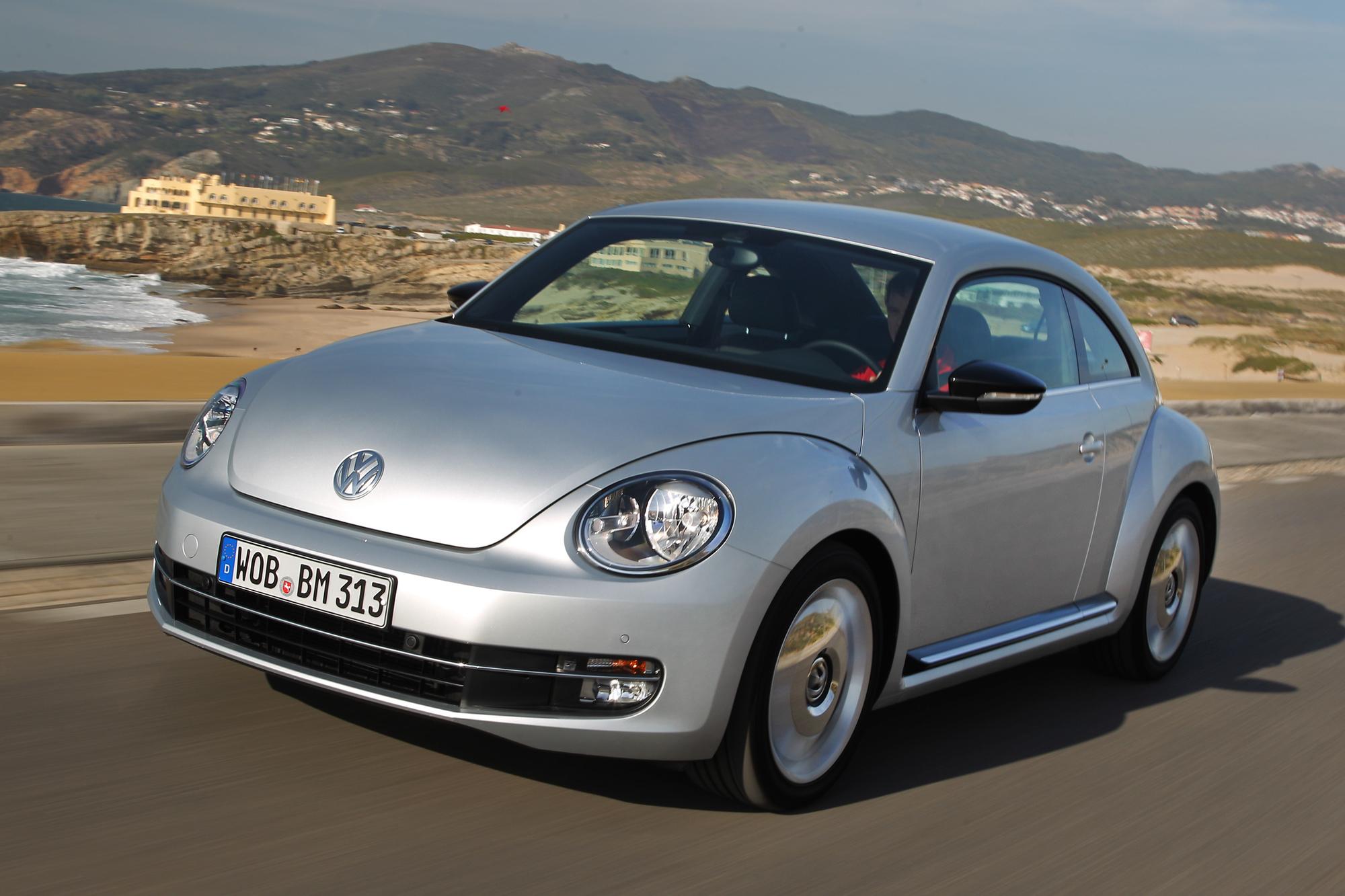 fahrbericht vw beetle 1 6 tdi kleiner diesel mit gro em. Black Bedroom Furniture Sets. Home Design Ideas