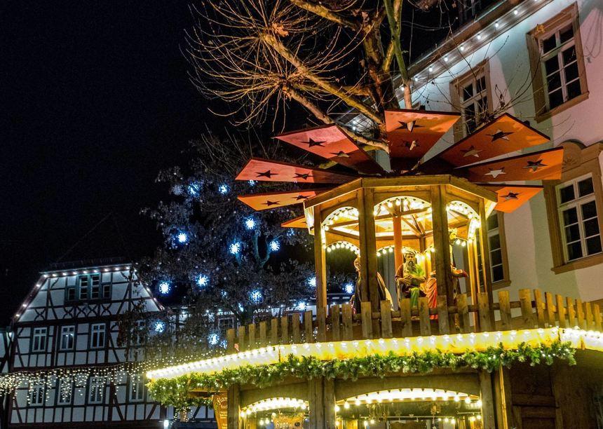 Weihnachtsmarkt Noch Geöffnet.Endspurt Für Den Weihnachtsmarkt Bergsträßer Anzeiger Fnweb