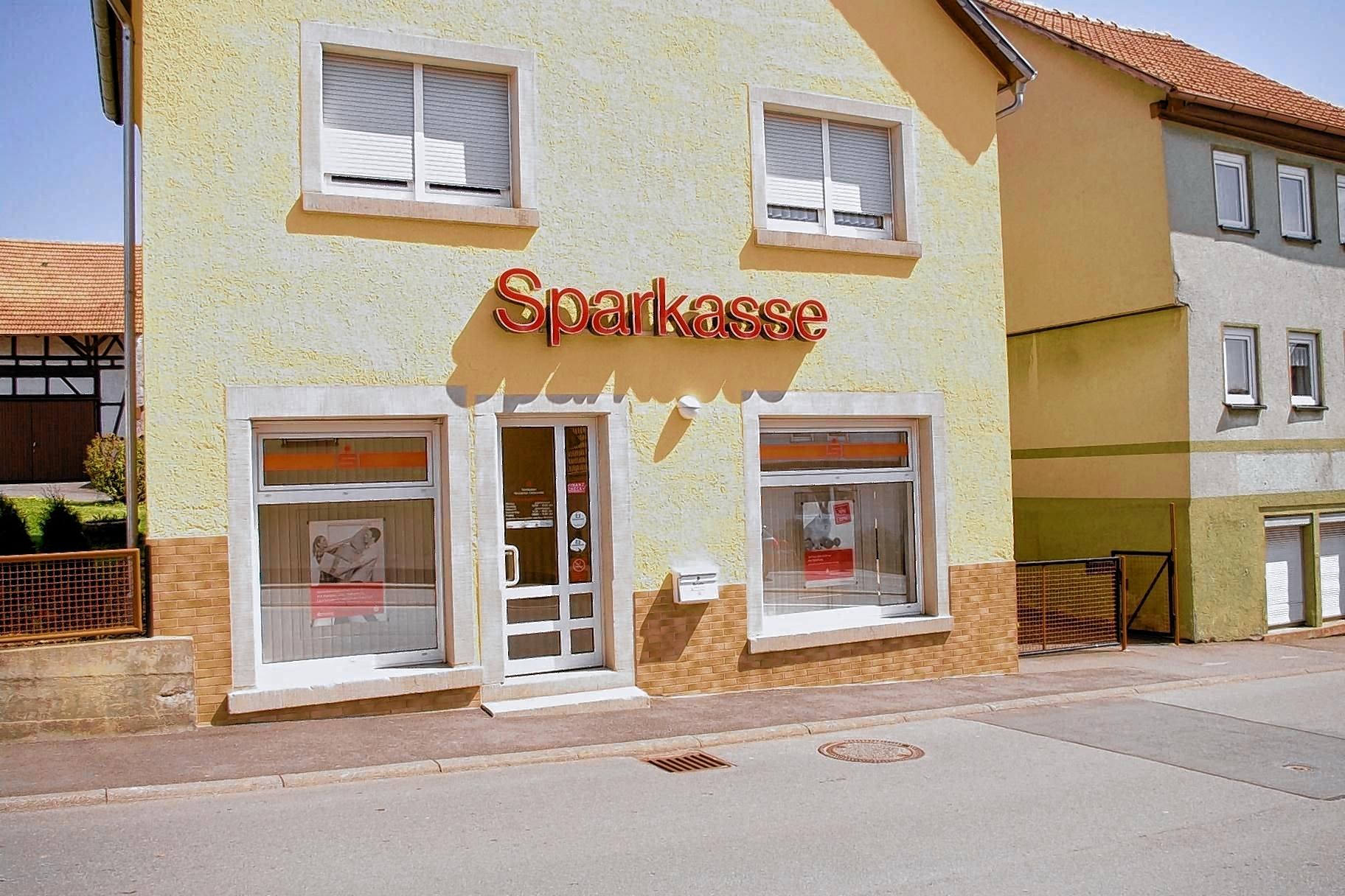 Sparkasse Weikersheim