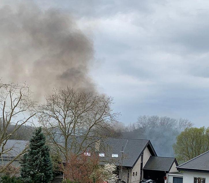 Brand In Brühl Heute