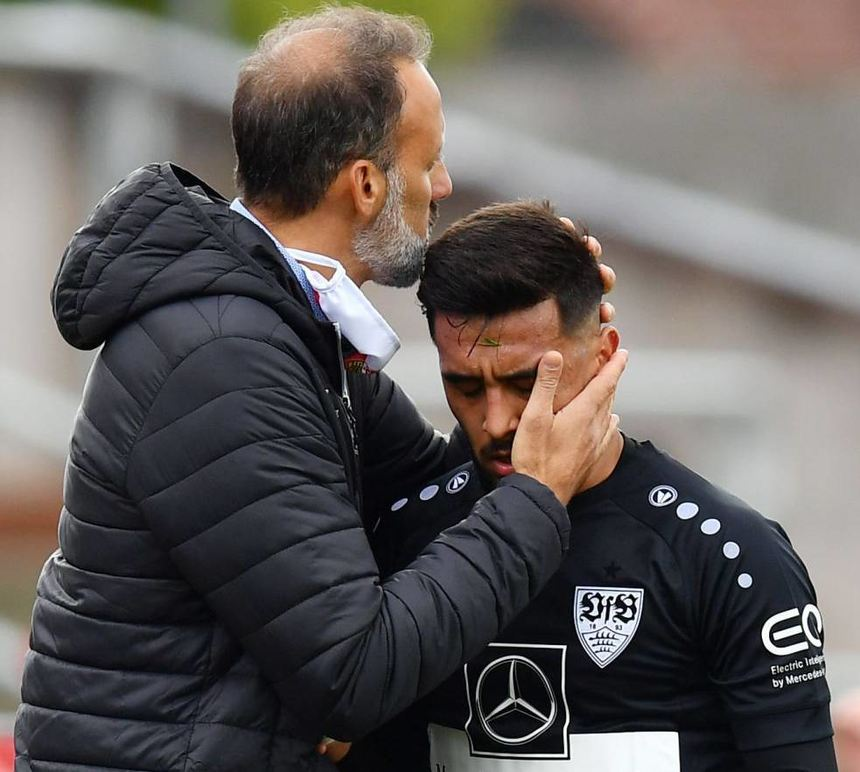 Bundesliga: VfB und HSV kämpfen um Vorteil im Zweitliga-Aufstiegsrennen
