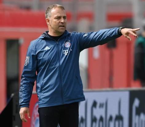 Flick will mit FC Bayern gegen Frankfurt offene Pokal-Rechnung begleichen