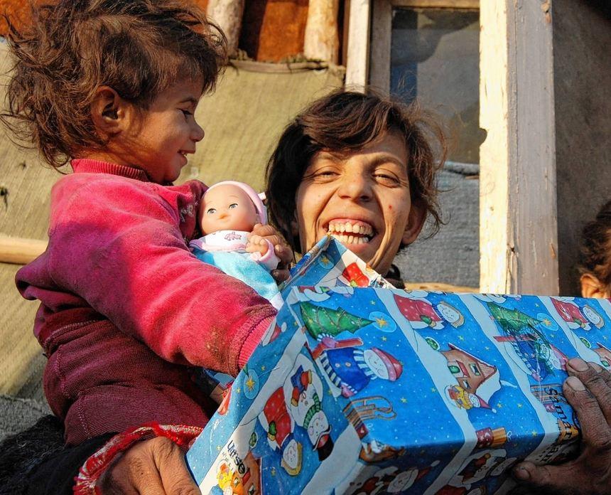 Kindern ein Lächeln ins Gesicht zaubern - Fränkische Nachrichten - Fnweb