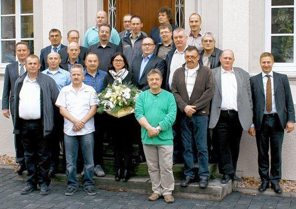 Egon Heck bereits seit 40 Jahren dabei - Fränkische Nachrichten - Fnweb